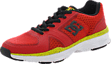 DC Shoes - UniliteTrainer Shoe Athl. RW Red