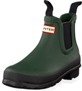 Hunter - Original Two Tone Chelsea Forest Green