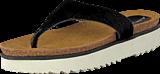 Amust - Animal sandal Black