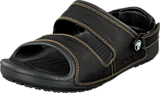 Crocs - Yukon Two-Strap Sandal M Black