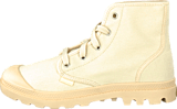 Palladium - Pampa Hi Lady Canvas Ecru
