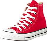 Converse - All Star Canvas Hi Canvas Red