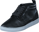 WeSC - Hagelin Mid Top Black