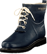 Ilse Jacobsen - SHORT RUBBERBOOT 62 Indigo