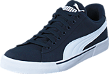 Puma - Benny New Navy-White