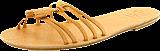 Swedish Hasbeens - Tassel Sandal Flat Nature