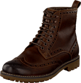 Clarks - Montacute Lord Brown Warmlined