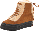 Fashion By C - Cozy fur boot Brown