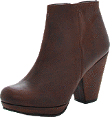 Gardenia - Short Boot Brown Oregon