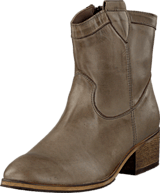 Duffy in Leather - 52-04106-41 Taupe