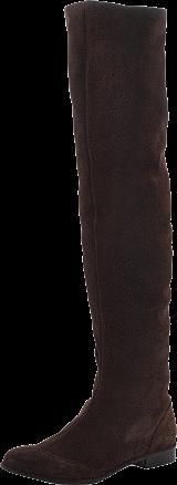 Norrback - Petronella High Boot Brown