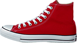 Converse - Chuck Taylor All Star Hi Canvas Red
