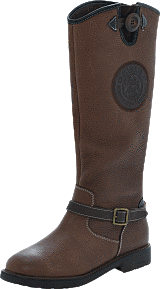 Svea - Orebro 3 Dark brown Leather