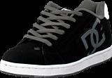 DC Shoes - Net Shoe Black/White/Grey