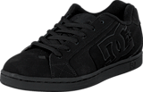 DC Shoes - Net Shoe Black/Black/Black