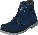 Palladium - Pampa Hi Zipper Kids