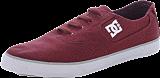 DC Shoes - Flash TX Maroon