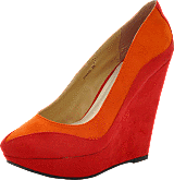 Sugarfree Shoes - Joanna Red
