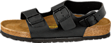 Birkenstock - Milano Regular Black