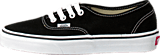 Vans - U Authentic Black