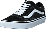 Vans - U Old Skool Black/White
