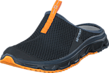 Salomon - RX SLIDE 3.0 Black/Black/Bright Marigold