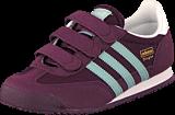 adidas Originals - Dragon Cf C Merlot