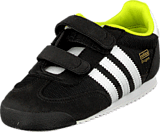 adidas Originals - Dragon Cf I Black/White/Yellow