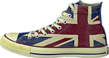 Converse - All Star Specialty Hi Union Jack