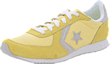 Converse - Arizona Racer Leather Ox Limelight/Cloud Gray/White