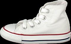 Converse - Small Star Canvas Hi White