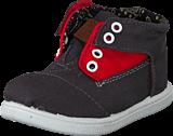 Toms - Botas Grey Red Block