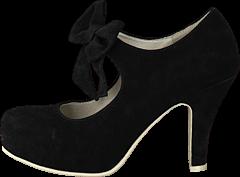 Lola Ramona - Angie Black Suede
