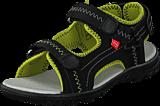 Pax - Gadfly Black/Lime