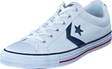 Converse - Star Player Ox White/ White