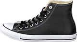Converse - All Star Shearling Hi Black/White