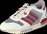 adidas Originals - Zx 700 Off White/Rust Red/Solid Grey