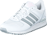 adidas Originals - Zx 700 W Ftwr White/Clear Onix/Pink