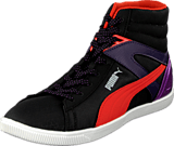 Puma - Future Glyde Lite Mid Wn'S Blk/Red
