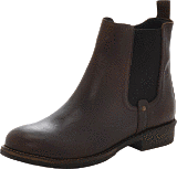 Duffy in Leather - 52-03122 Dark Brown