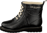 Ilse Jacobsen - Short Rubberboot Black