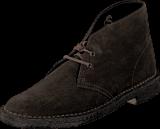 Clarks - Desert Boot Brown Sde