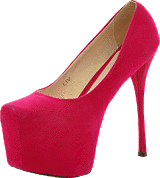 Sugarfree Shoes - Liv Fuchsia
