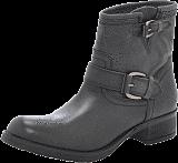 Wrangler - Fire Ankle Plain Black