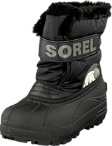 Sorel - Snow Com C. NC1805-010 Black, Charcoal