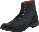Mentor - Military Boot Navy Suede