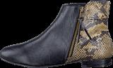 Sugarfree Shoes - Cricket Black Snake