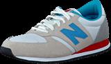 New Balance - U420SNWB White/Blue/Red