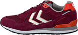 Hummel - Marathona Low 63618 Cabernet