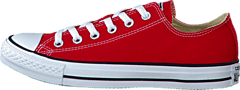 Converse - Chuck Taylor All Star Ox Canvas Red